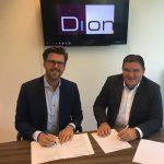 Dion Groep en Kennispoort Regio Zwolle tekenen samenwerkingsovereenkomst